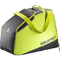 Salomon Borsa da sci (40 litri), Grande, EXTEND MAX GEARBAG, Grigio/Giallo, L38276500