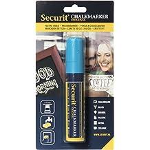 Líquido Chalk marcador azul de una sola pieza - 7-15mm Estados