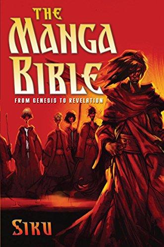 The Manga Bible: From Genesis to Revelation por Siku
