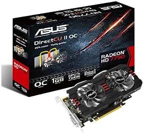 ASUS Carte graphique Radeon HD 7790 OC Edition - 1Go GDDR5 - PCI-Express 3.0 (HD7790-DC2OC-1GD5) + GARANTIE 3 ANS
