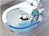 Villeroy und Boch Subway 2.0 Wand-WC-SET, ceramicplus und WC-Sitz mit softclosing