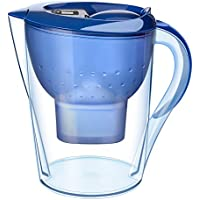 Jarra de filtro de agua y cartucho con filtros de agua alcalina purificador sistema de filtración