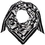 Levi's Repeat Logo Oversized Bandana Scialle, Nero (Regular Black 59), Taglia Unica Uomo