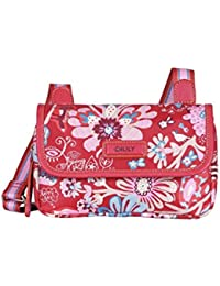 Oilily Winter Leafs XS Shoulderbag Ruby