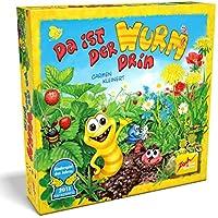 Zoch 601132100 - Da ist der Wurm drin, Kinderspiel des Jahres 2011