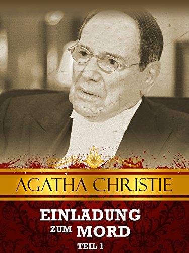 Agatha Christie - Einladung zum Mord Teil 1 (Lustig Zu Zweit Kostüm)
