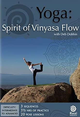 Yoga: Spirit of Vinyasa Flow with Pose