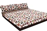 Juego de sábanas Mandalas estampadas TIARA (para cama de 150x190/200)