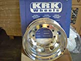 Aluminium Wheel for Truck 11,75x 22,5Offset 0–Llanta Aluminio Forjado 11,75x 22,5Offset 0