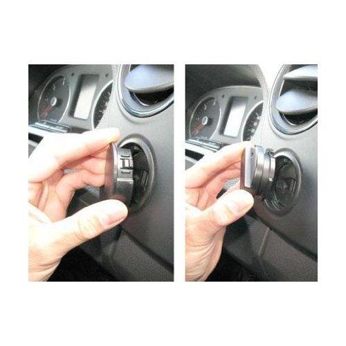 Brodit ProClip für Volkswagen Amarok 11- KEIN GPS schwarz