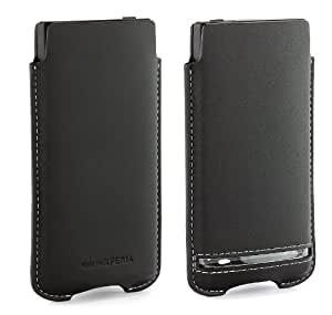 Sony Premium Pouch Case for Sony Xperia S by Roxfit - Black
