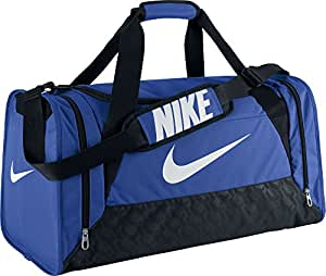Nike Brasilia 6 Small Duffel Royal Blue