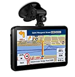 SAT NAV 7 Inches 8GB Capacitive Car navigation with...