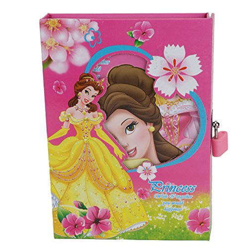 Asera Princess Diary with Lock Case for Girls Gifts options