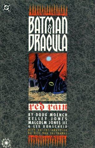 Batman & Dracula: Red Rain by Doug Moench (1997-10-01) par Doug Moench