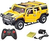 #5: Webby 1:16 Remote Controlled Rechargeable Hummer with Opening Doors