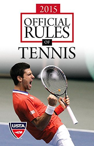 2015 Official Rules of Tennis by USTA (15-May-2015) Paperback