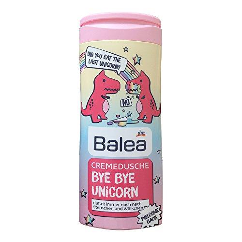 Balea Cremedusche Bye Bye Unicorn Einhorn (300ml Flasche)
