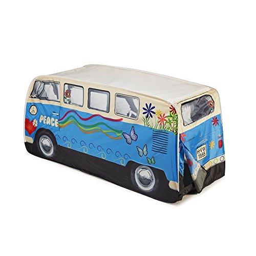 Preisvergleich Produktbild Original Volkswagen T1 Kinder Zelt Hippie Design Bulli Camping 1H9069616