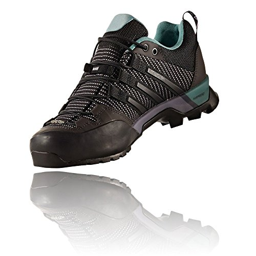 Adidas Damen Terrex Portata Gtx W Fitnessschuhe, Schwarz, 47.3 Eu Nero