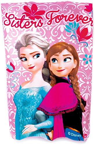 Disney Frozen Rose Couverture en molleton
