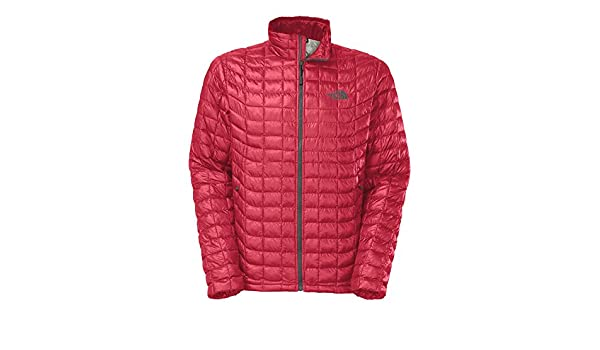6d631fdf7a THE NORTH FACE Veste Veste isolée Thermoball Full Zip - TNF Rouge, Homme,  Thermoball, TNF Rot: Amazon.fr: Sports et Loisirs