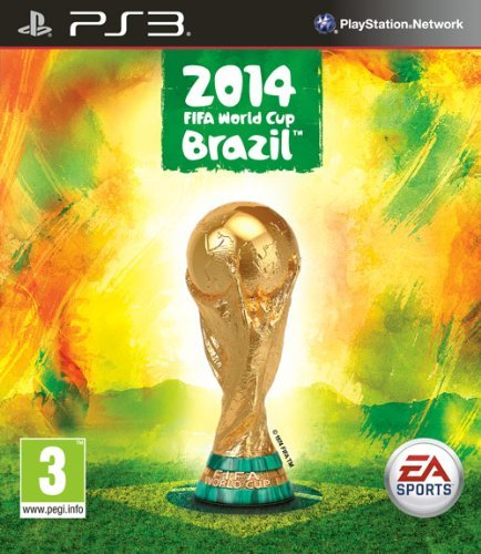 EA Sports 2014 FIFA World Cup Brazil Sony Playstation 3 PS3 Game by Electronic Arts