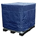 IBC isoliert Full-Cover (1200x 1000x 1140mm) für 1000L IBC Container