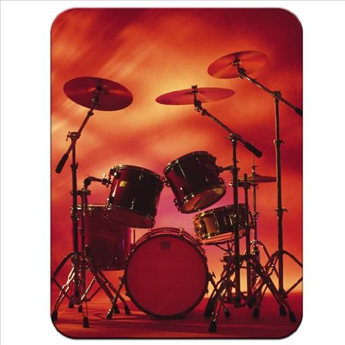 rocking-rock-band-drum-set-with-cymbals-premium-quality-thick-rubber-mouse-mat-pad-soft-comfort-feel