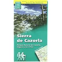 Sierra de Cazorla Wanderkarte 1 : 40 000: Parque Natural de Cazorla, Segura y las Villas
