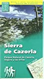 Sierra de Cazorla, mapa excursionista. Escala 1:400.000. Español, English. Alpina Editorial.