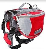Mitef sella borsa zaino Pet Tripper Hound borsa per outdoor e campeggio hiking Gear Pet Dog zaino, Sandali Adventure Seeker, punta chiusa - T - Bambini