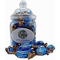 200 gramo Jar de andadores envuelta individualmente Salados caramelo Toffees
