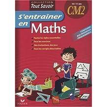 S'entraîner en Maths CM2