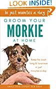 #9: Groom Your Morkie at Home: Keep his coat long and luxurious in just minutes a day