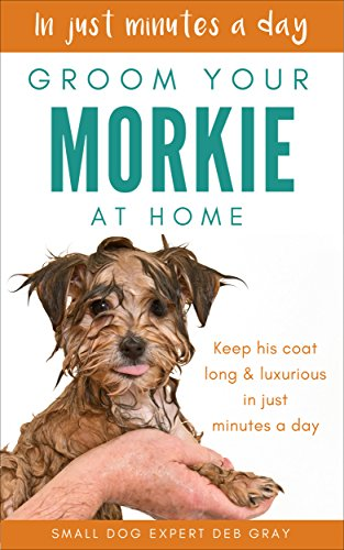 Groom Your Morkie at Home: Keep his coat long and luxurious in just minutes a day (English Edition)