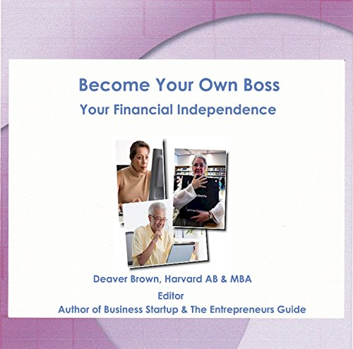become-your-own-boss-financial-independence-for-you-business-book-8-english-edition