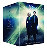 X-Files Complete Collection (EXPEDIENTE X: COLECCIÓN COMPLETA, Spanien Import, siehe Details für Sprachen)