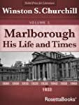 Marlborough: His Life and Times, Volu...