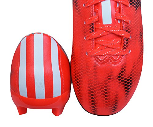 adidas F10 Firm Jungen Fußballschuhe Solred/Ftwwht/Cblack