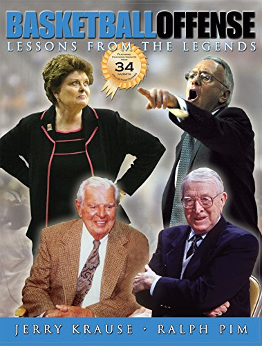 Basketball Offense: Lessons from the Legends (English Edition)