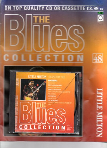 THE BLUES COLLECTION Magazine Issue no 48 LITTLE MILTON &