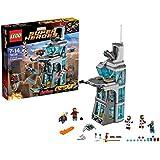 LEGO - Ataque a la Torre de los vengadores, multicolor (76038)