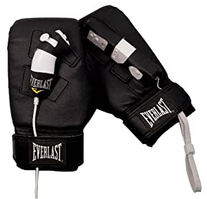 Everlast Boxing Gloves - Black (Wii)