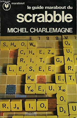 Guide du scrabble (Collection Marabout service)