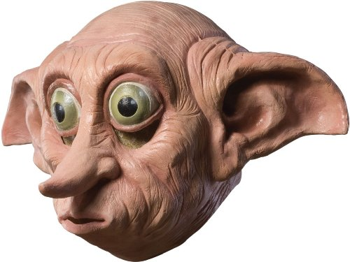 Rubies-Official-Harry-Potter-Dobby-Mask-Adult-Costume-Accessory