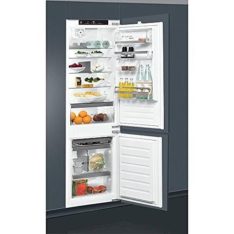 Whirlpool ART 8810/A++ SF réfrigérateur-congélateur - réfrigérateurs-congélateurs (Intégré, Bas-placé, A++, Acier inoxydable, SN-T,