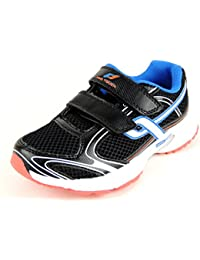 Pro Touch scarpa da trail Run ridger unner IV AQB, Bambini, nero, 38