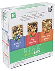 Rine Bars Assorted Granola Protein Bar -Pack of 6