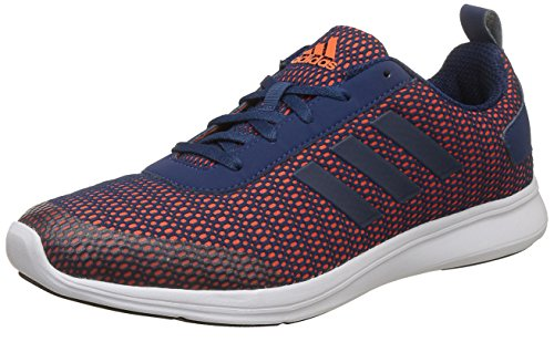 Adidas Men's Adispree 2.0 M Eneora/Mysblu Running Shoes - 9 UK/India (43.33 EU) (CI1784)